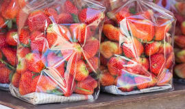 PZPTS przypomina: żywność szczelnie zapakowana jest bezpieczna