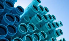 Plastic pipes play a significant role in fighting COVID-19 spread