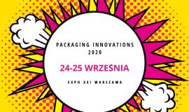 24-25 września, czyli Packaging Innovations 2020 w nowej odsłonie