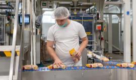 Podwojona wydajność linii produkcyjnej makaronu dzięki Ishida