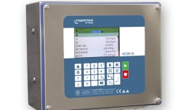 New control technology brings greater process efficiency
