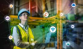 Smarte Ladungsträger: So wird die Logistik transparent
