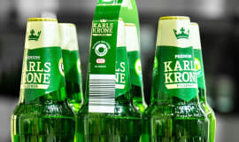 KHS and Martens realize sustainable packaging for German food store chain