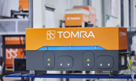 Tomra Recycling empowers light intensity of Flying Beam for advanced sorting accuracy