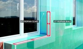 Szary styropian - inteligentna termoizolacja