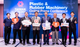Taiwan's smart plastic & rubber machinery shapes new PLASbility in efficient green production