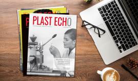 """Październikowy numer """"Plast Echo"""" już dostępny"""