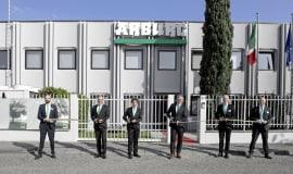 Wydarzenie inauguracyjne w Arburg Włochy