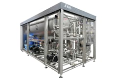 Innopro BoxFlash: compact flash pasteurizer from KHS for all standard container segments