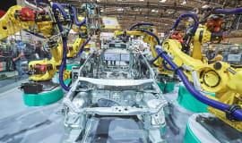 Fanuc dostarczy 1400 robotów do VW