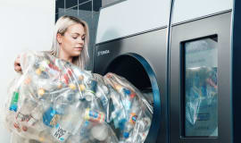 Tomra R1 behind the scenes: Developing a revolutionary recycling experience