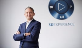 Nowy dyrektor zarządzający regionu EuroCentral w Dassault Systèmes