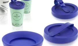 Sustainable enjoyment: With coffee lids made of LSR