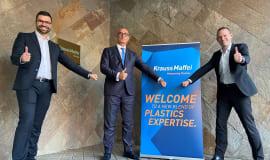 New Managing Director  for KraussMaffei Italy