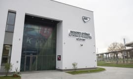 MOL completes new research and development center in Százhalombatta
