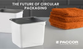 Paccor ready to produce containers with post-consumer PP