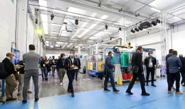 Innovative oackaging applications partnered with Arburg