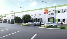 DS Smith inwestuje w nowoczesną fabrykę opakowań w Polsce