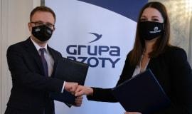 Ambasadorzy Grupy Azoty wybrani