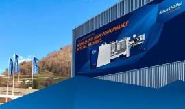 SABIC joins forces with KraussMaffei's high-performance Netstal brand