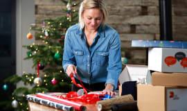Niewłaściwe opakowania mogą powodować opóźnienia w dostawie prezentów