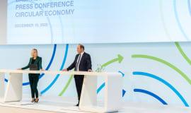 Baterie, tworzywa, surowce odnawialne - nowe pomysły dla GOZ