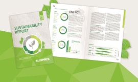 Sustainability Report by Südpack