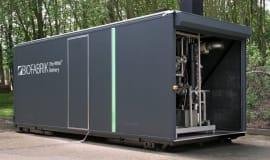 Zdecentralizowany recykling odpadów tworzyw sztucznych