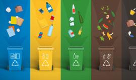 Biedronka wprowadza oznaczenia o segregacji odpadów