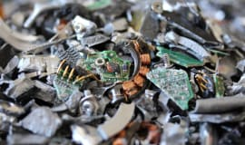 WEEE recycler takes delivery of fourth Untha shredder