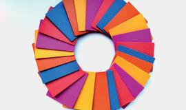 Masterbatches für Hochtemperaturpolymere mit brillanten Farbergebnissen