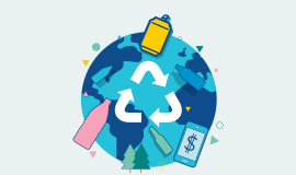 High-performing bottle and can recycling programs have four success factors in common