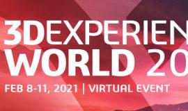 Wirtualne wydarzenie 3DExperience World 2021 poświęcone swobodzie tworzenia
