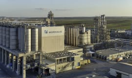 Borealis starts sales process for nitrogen business