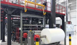 Polyglass chooses Amut to increase production capacity for TPO membranes