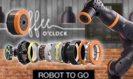 Nowy, modułowy zestaw przekładni igus dla cobotów