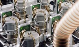 Wittmann Codemax: Monitorowana dystrybucja materiałów dla najbardziej wymagających aplikacji
