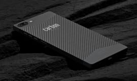 Entwickelt in Deutschland - das weltweit erste Carbon-Smartphone