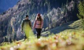 Spodnie trekkingowe ze starych opon