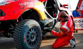 Drukarki 3D MakerBot Method pomogły zbudować samochód na Rajd Dakar