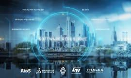 Atos, Dassault Systèmes, Grupa Renault, STMicroelectronics i Thales łączą siły
