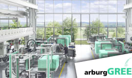 Arburg: Successful debut with CDP initiative