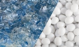 NEO Group started to produce PET resins with 25% recycled secondary raw materials