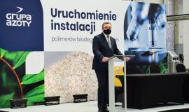 Grupa Azoty na rynku tworzyw w 100% biodegradowalnych