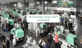 Arburg cancels its 2021 Technology Days