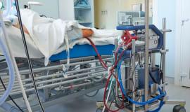 Organiczne materiały o właściwościach porotwórczych do zastosowań w medycynie