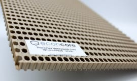 New honeycomb cores for laminated sandwich panels made with SABIC's Noryl GTX