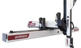 New automation options for the medium clamping force range