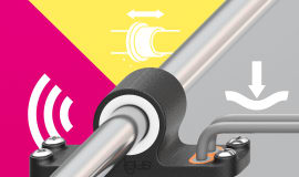 4K dla 3D: igus oferuje wielomateriałowy druk dla wielofunkcyjnych komponentów