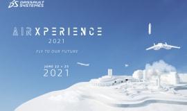 Dassault Systèmes organizuje AirXperience 2021
